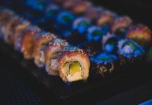 Sushi. Jak przygotować ciasto na tempurę?