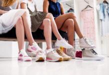 Damskie buty New Balance - jaki model wybrać?