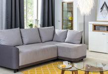 Jaką sofę wybrać do małego salonu?