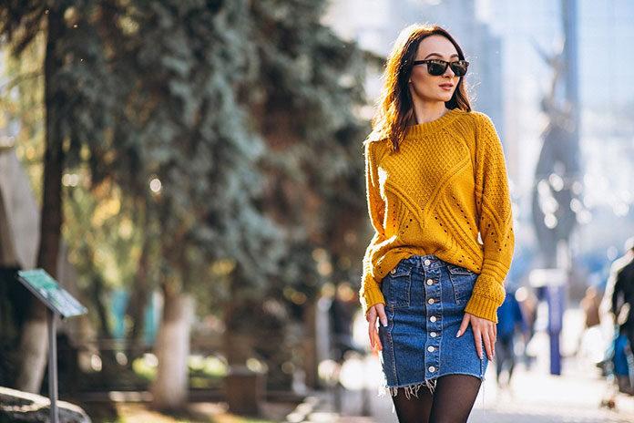 Moda na jesień