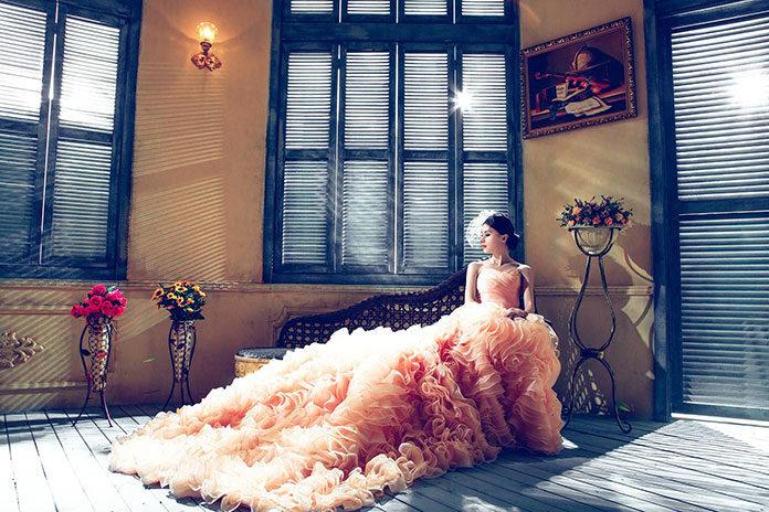 Najważniejsza sukienka w życiu każdej kobiety